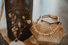 Boho Wedding Details - Lanterns