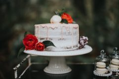 Drip Wedding and Event Cake