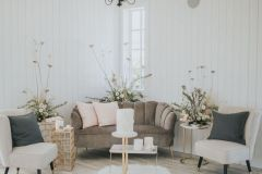 Romantic Wedding Lounge