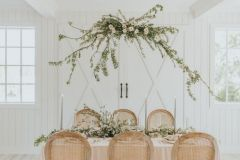 Event Table Inspiration - Romantic Style